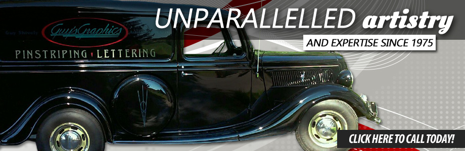 Vehicle Pin Striping Services In Ohio Custom Pinstripes