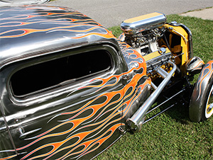 Car Pinstriping Ohio